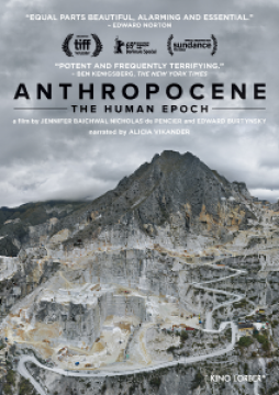 Anthropocene catalogue link