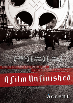 A Film Unfinished catalogue link